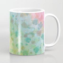 Colorful watercolor painting Coffee Mug