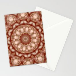 Walking through the universe Stationery Cards