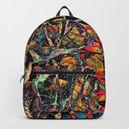Shattered Dreams Backpack