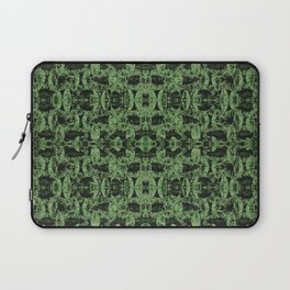Leaves graphical structures Laptop Sleeve