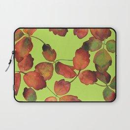 ACID & OAK, pattern by Frank-Joseph Laptop Sleeve