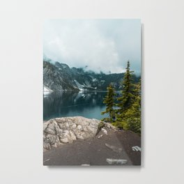 Pine Ledge Lake Metal Print