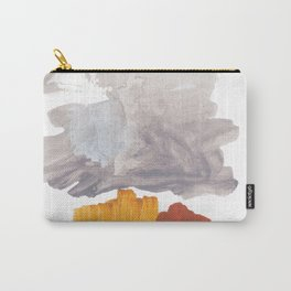 Hardly Abstract No. 1 Carry-All Pouch