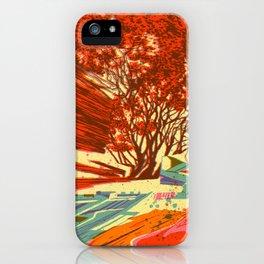A bird never seen before - Fortuna series iPhone Case