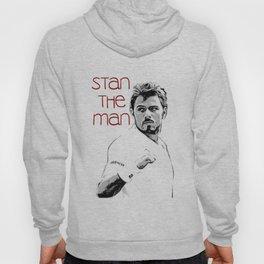 Stan the Man (2) Hoody