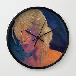 Ciri (The Witcher 3: Wild Hunt) FanArt Attempt Wall Clock