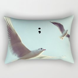 My Story Isn't Over Yet ; Rectangular Pillow