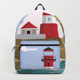 Lighthouse Ahoy! Backpack