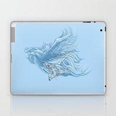 gliding on the wind Laptop & iPad Skin