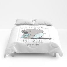 Koala Snuggle Comforters