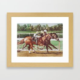 """BEST OF THE LADIES"" Framed Art Print"