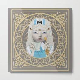 Alice Metal Print