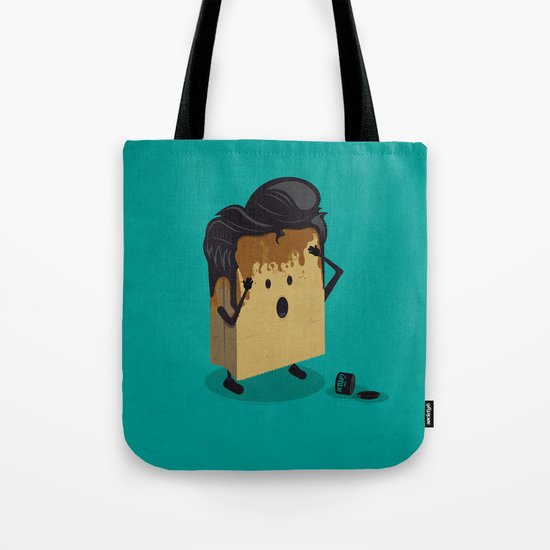 Fashion Victim Tote Bag