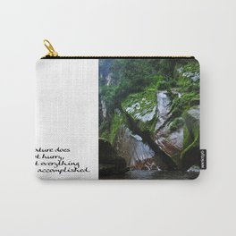 Peruvian Amazon III Carry-All Pouch