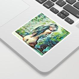 The Glance Sticker