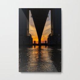 Bridgehenge Metal Print