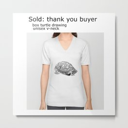 SOLD: thank you buyer Metal Print