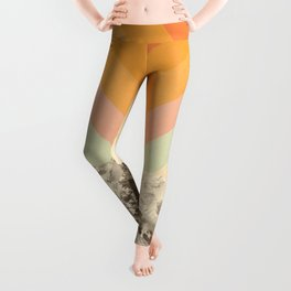 Mountainscape 2 Leggings