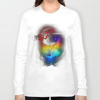 baloon Long Sleeve T-shirts featuring TERROR AIR BALOON by immiggyboi90