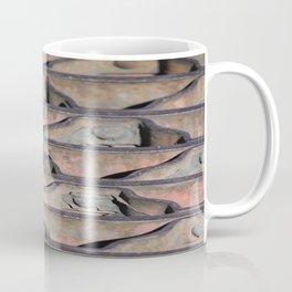 Grate Curves Coffee Mug