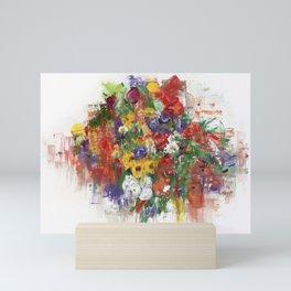 Beautiful Inside My Head Forever Mini Art Print