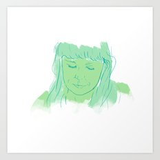 Alessi's Ark, another portrait I made, for purchasing here Art Print