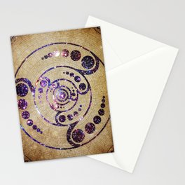 The Harmonious Circle  Stationery Cards