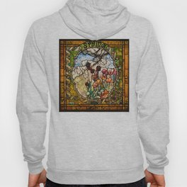 Louis Comfort Tiffany - Decorative stained glass 18. Hoody