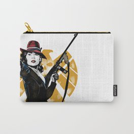Agent Peggy Carter Carry-All Pouch