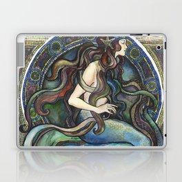 """Under the Sea - A Mermaid"", by Fanitsa Petrou Laptop & iPad Skin"