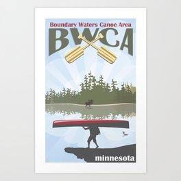 BWCA Poster Art Print
