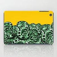 monty python iPad Cases featuring Python  by Hipsterdirtbag