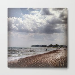 The Algoma Lakefront Metal Print