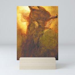 12,000pixel-500dpi - The Night - Arnold Bocklin Mini Art Print