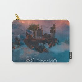 CheckiO islands Carry-All Pouch