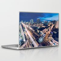 tapestry Laptop & iPad Skins featuring Tapestry by jmdphoto