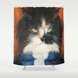 aristochat Shower Curtain