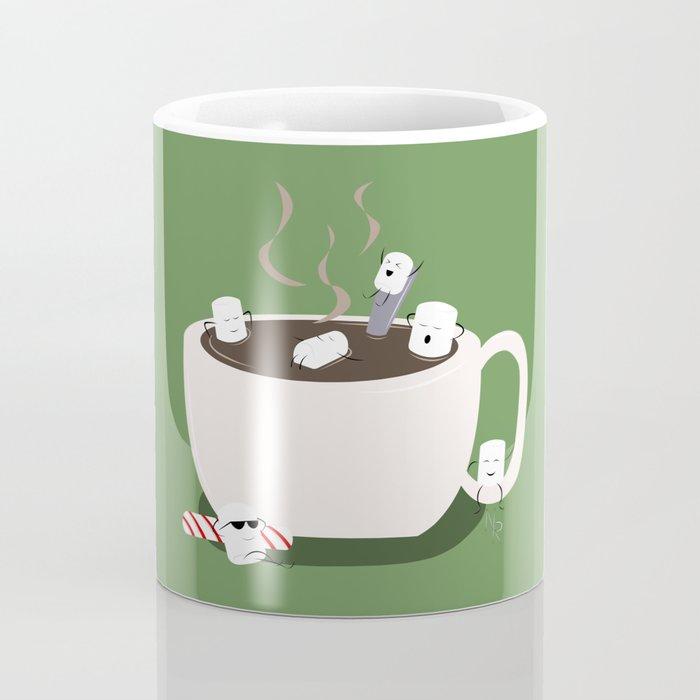 Coffee Shop Furniture Hot Tub: Marshmallow Hot Tub Coffee Mug By Jaybyrde