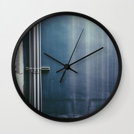 indigo Wall Clock