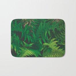 Leaf jungle Bath Mat