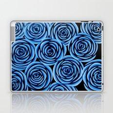Flowers at Midnight Laptop & iPad Skin