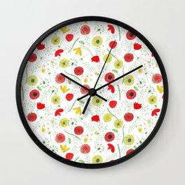 Pattern #52 Wall Clock