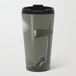 Inspired Cross Travel Mug