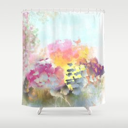 Flower Patch Shower Curtain