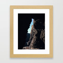 Kynance Cove Framed Art Print