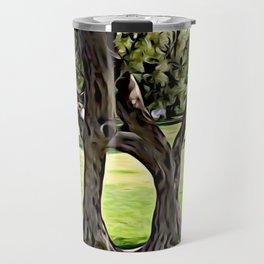 Dance of the Olive Tree Travel Mug