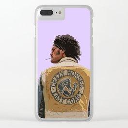 Taika Waititi 2 Clear iPhone Case