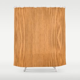 Wood Grain 4 Shower Curtain
