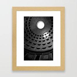 Pantheon Framed Art Print
