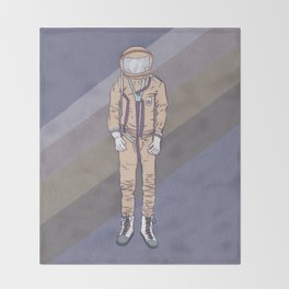 Astro Throw Blanket